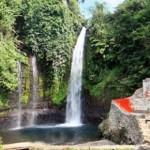 Tempat Wisata Curug Luhur di Bogor