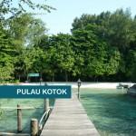 Pulau Seribu | Wisata Pulau Kotok