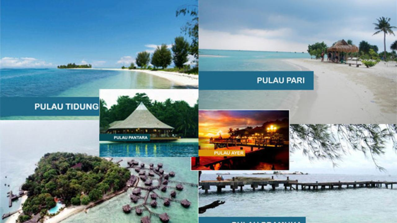 10 Tempat Wisata Pulau Seribu