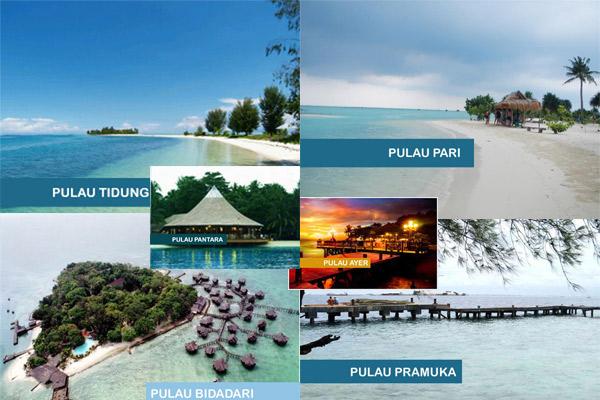 11 Tempat Wisata Pulau Seribu