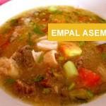 Empal Asem Cirebon | Wisatamurah.web.id