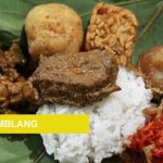 Nasi Jamblang Cirebon | Wisatamurah.web.id