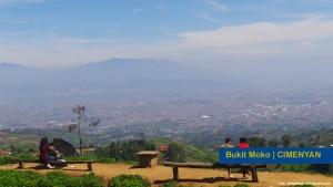 Tempat Wisata Bandung | Bukit Moko