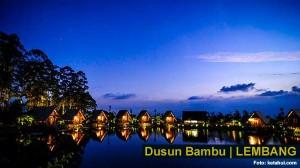 Tempat Wisata Bandung |Dusun Bambu Lembang