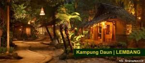 Tempat Wisata Bandung | Kampung Daun Lembang