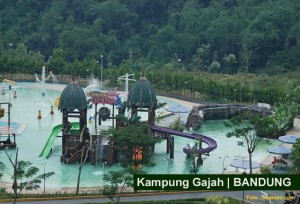Tempat Wisata Bandung |Kampung Gajah