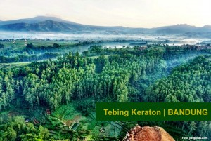 Tempat Wisata Bandung |Tebing Keraton
