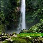 Curug Seribu | Wisatamurah.web.id