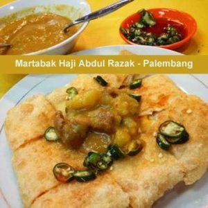 Wisata Kuliner Palembang |martabak haji abdul razak