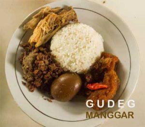 Gudeg Manggar