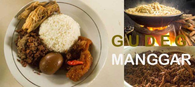Gudeg Manggar Kuliner Legendaris Yogyakarta